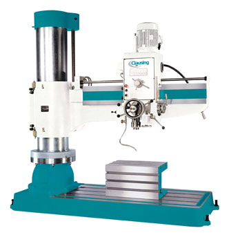 Model CL 1600H Radial Arm Drill Press
