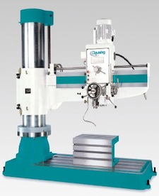 Model CL 2000H Radial Arm Drill Press